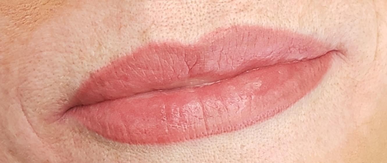 Permanent makeup lips North Berwick.JPG
