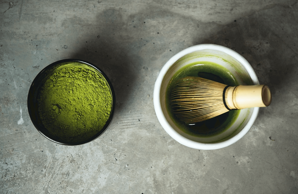 Matcha Powder super food