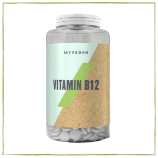 MyVegan - Vitamin B12 (60 tablets)