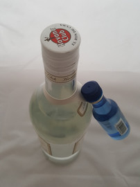 elastic bottleneck onpack ring