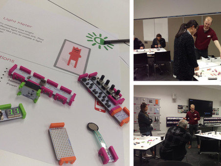 Tinkering with Littlebits