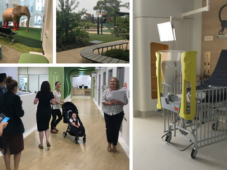 A bright future ahead with the Monash Children's Hospital