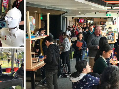 Celebrating the Monash Mini Maker Faire!
