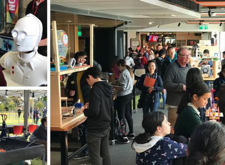 Celebrating the Monash Mini Maker Faire!