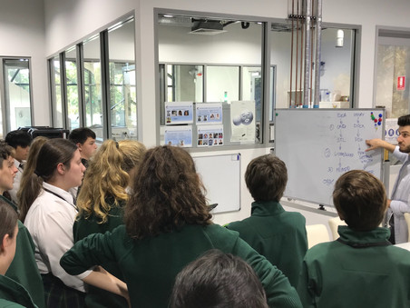 Education Innovation with Woodside