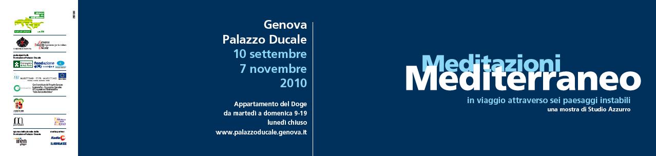 Fondazione Palazzo Ducale, Genova