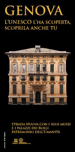 Genova, i palazzi dei Rolli
