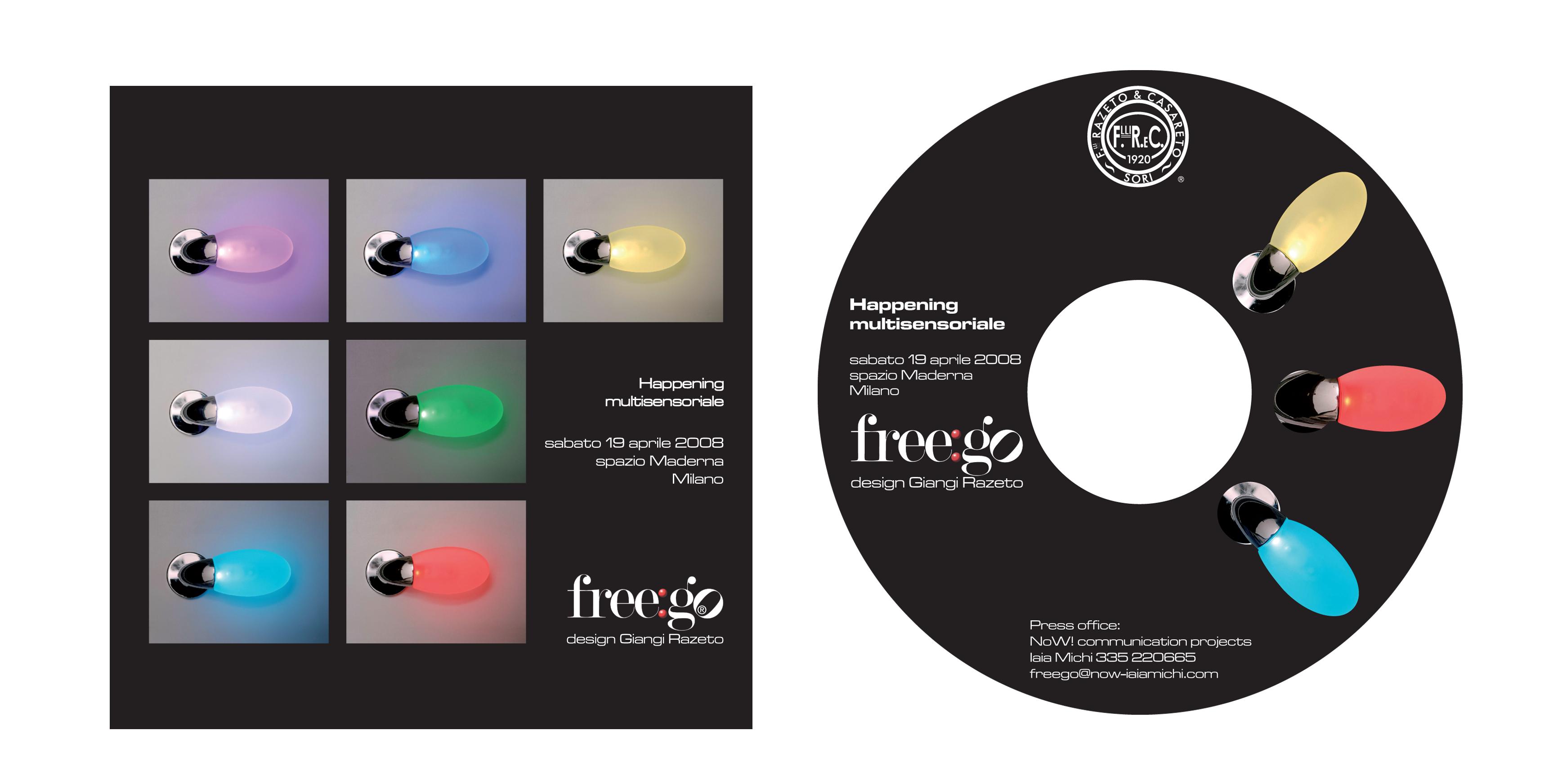 free:go, design Giangi Razeto
