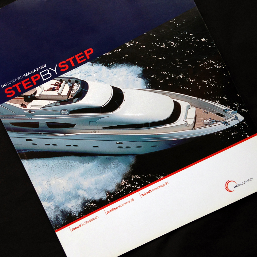 Step by Step InRirrardi magazine