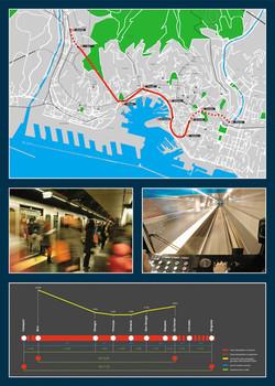 La metropolitana della città