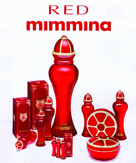Red Mimmina
