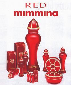 Red Mimmina
