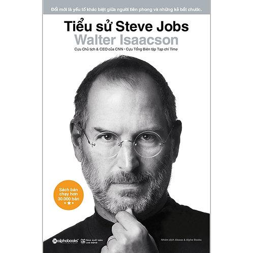 Tiểu sử Steve Jobs (bìa cứng) - 349k