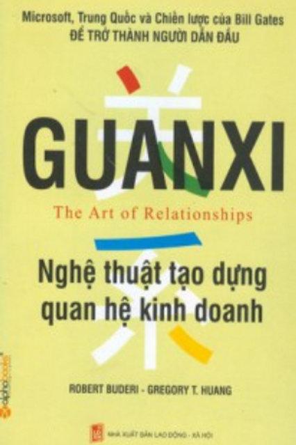 Guanxi Nghệ thuật tạo dựng quan hệ kinh doanh (2009) - 79k