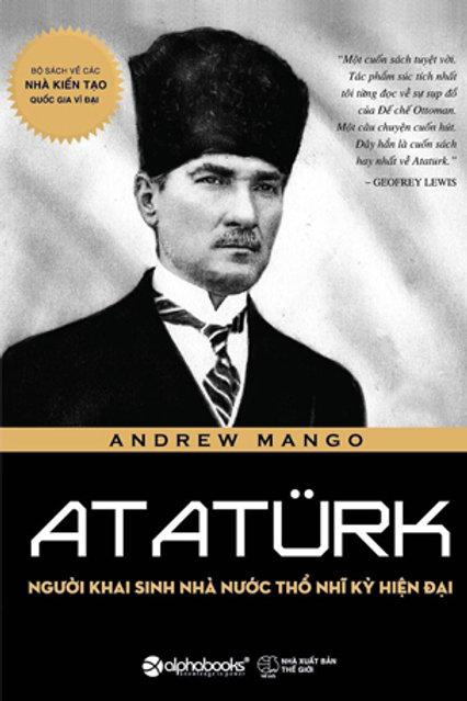 Ataturk (bìa mềm) - 299k