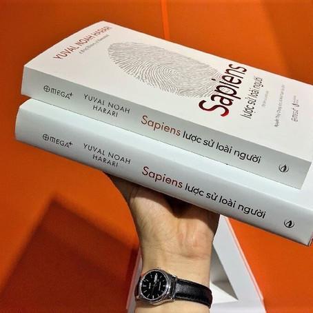 Review Sách – 3 Phiên Bản Của Sapiens: Lược Sử Loài Người