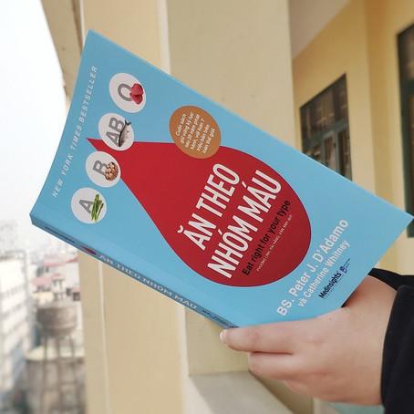 Review Sách - Ăn Theo Nhóm Máu
