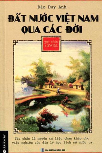 Đất nước Việt Nam qua các đời - 189k