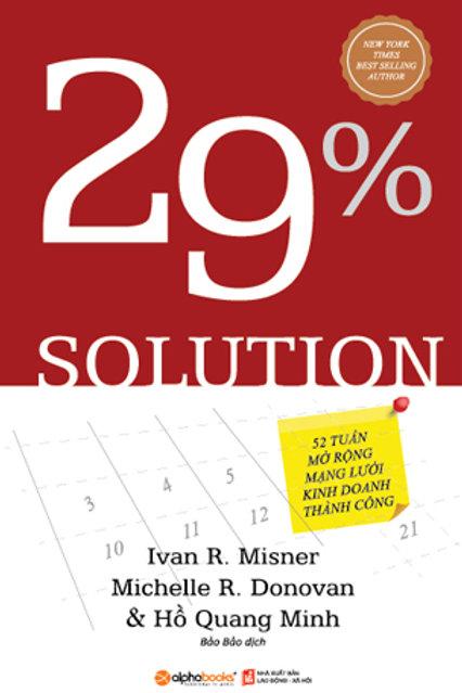 29% - Solution - 99k