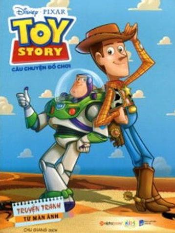 Disney 32: Toy - Câu chuyện đồ chơi - 45k