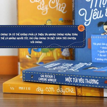 Review Sách: Dạy Con Dạy Cha Và Một Túi Yêu Thương