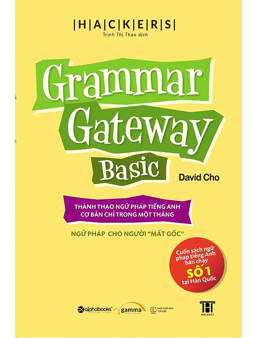 Hackers grammar Gateway Basic - 139k