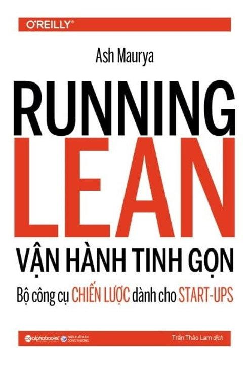 Running lean - Vận hành tinh gọn - 159k