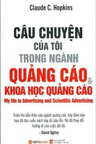 Câu chuyện của tôi trong ngành quảng cáo và khoa học quảng cáo - 129k