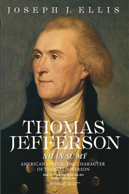 Thomas Jefferson - Nhân sư Mỹ - 259k
