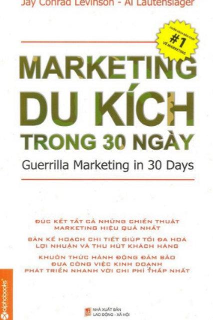 Marketing du kích trong 30 ngày - 159k
