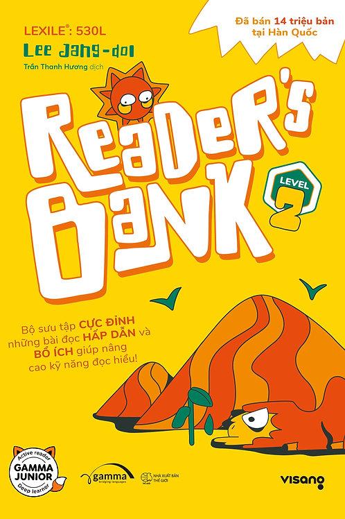 Sách Reader's Bank Level 2