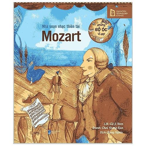 Những bộ óc vĩ đại: Nhà soạn nhạc thiên tài Mozart (2018) - 55k
