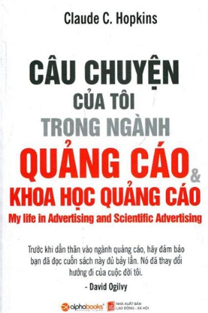 Câu chuyện của tôi trong ngành quảng cáo & khoa học quảng cáo - 149k