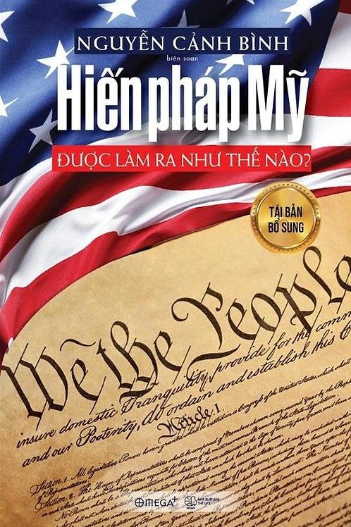 Hiến pháp Mỹ (bìa cứng) - 246k