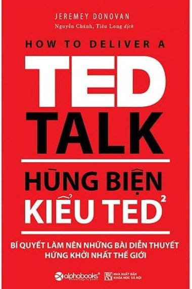 Hùng biện kiểu TED (2016) - 109k