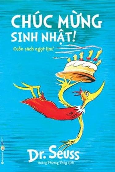 Dr.Seuss-Chúc mừng sinh nhật? 55k