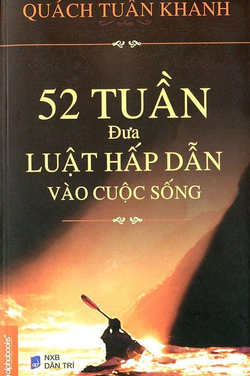 52 Tuần đưa luật hấp dẫn vào cuộc sống (2013) - 49k