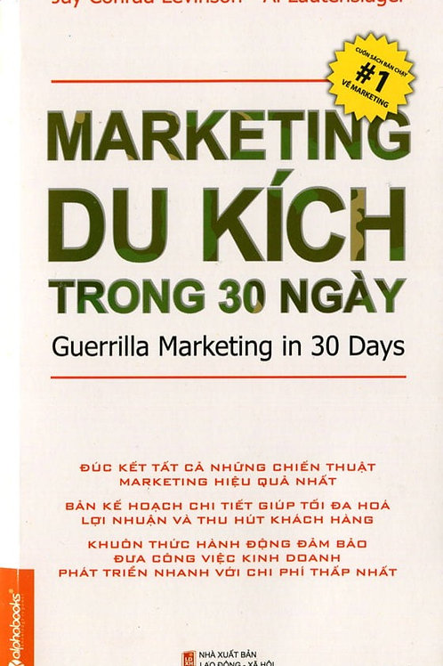 Marketing du kích (2013) - 120k