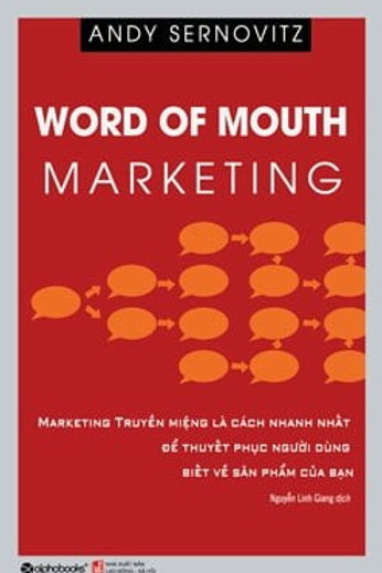 Word of mouth marketing - Marketing truyền miệng - 99k