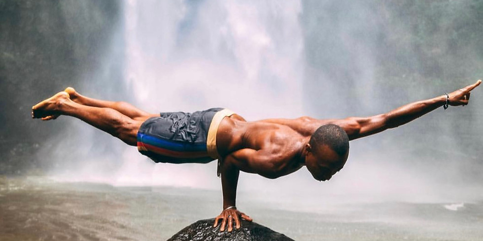 *FREE CLASS* Fuel The Movement: Flow w/ Andrew Sealy
