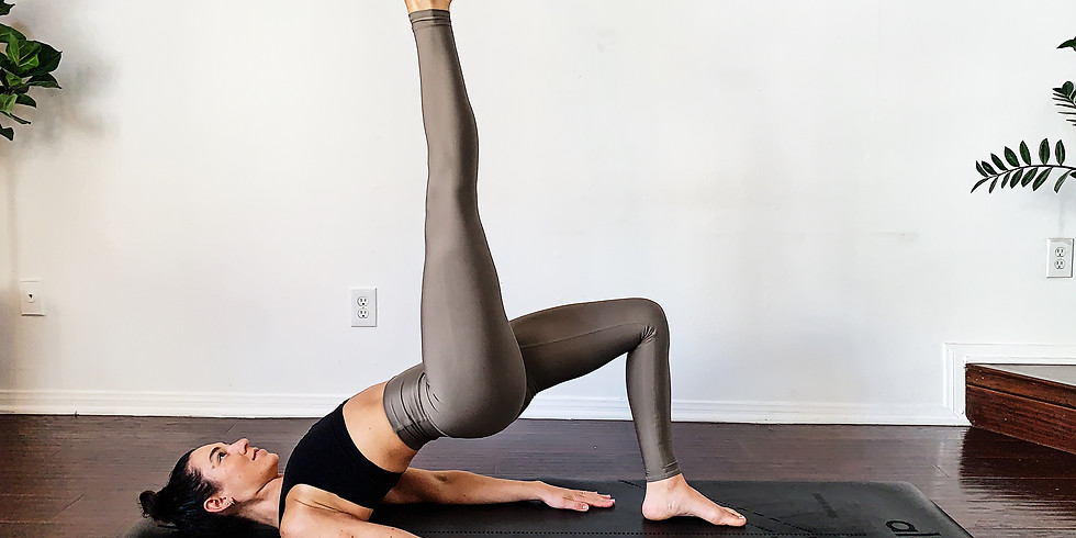 *LIVE* CLASS: YogaSculpt with Missy