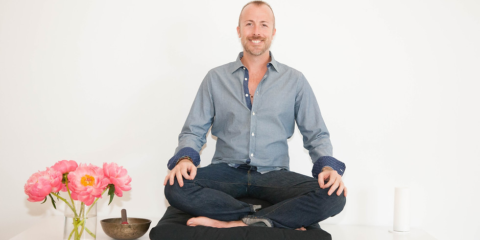 *LIVE* CLASS: Effortless Meditation with Scott Schwenk