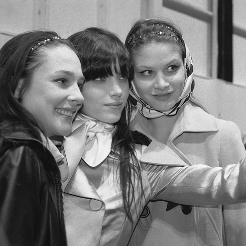 Backstage Dice Kayek /             Paris Fashion Week