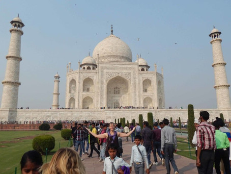 India, Earplugs & Quiet Bliss