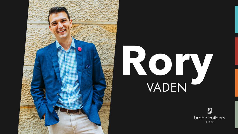 Rory Vaden