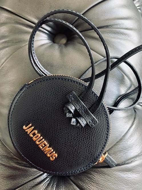 Jacquemus Le Pitcho Mini Leather Pouch