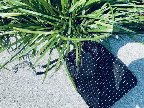 Jeweled Chain Handbag