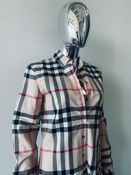 Burberry vintage check cotton poplin Shirt
