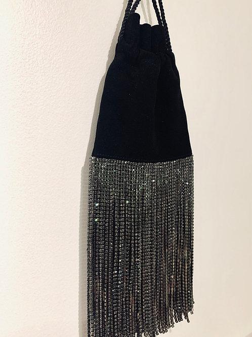 Mini Drawstring Handbag