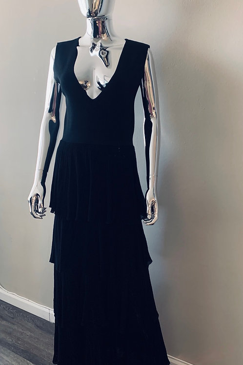"The ""Deep V"" Dress"